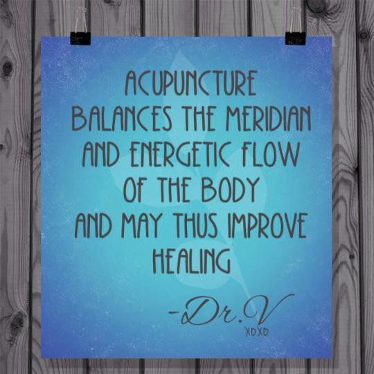 Acupuncture Balabces
